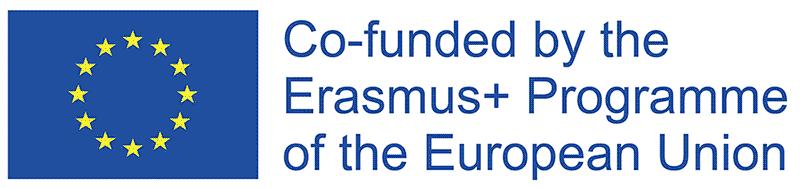 Logo programu Erasmus+