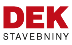 logo firmy DEK
