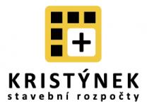 logo firmy Kristýnek - stavební rozpočty