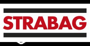 logo firmy Strabag