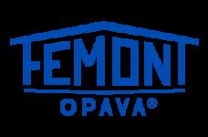 logo firmy FEMONT OPAVA s.r.o.