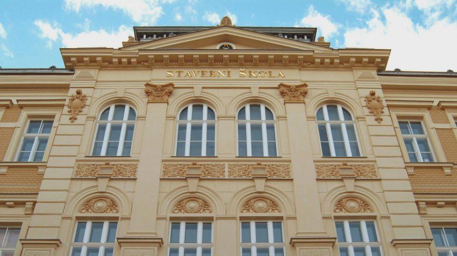 budova Střední průmyslová škola stavební, Opava