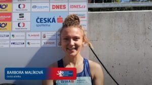 Bára Malíková