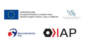 Logolink projektu OKAP II a OP VVV - 16:9