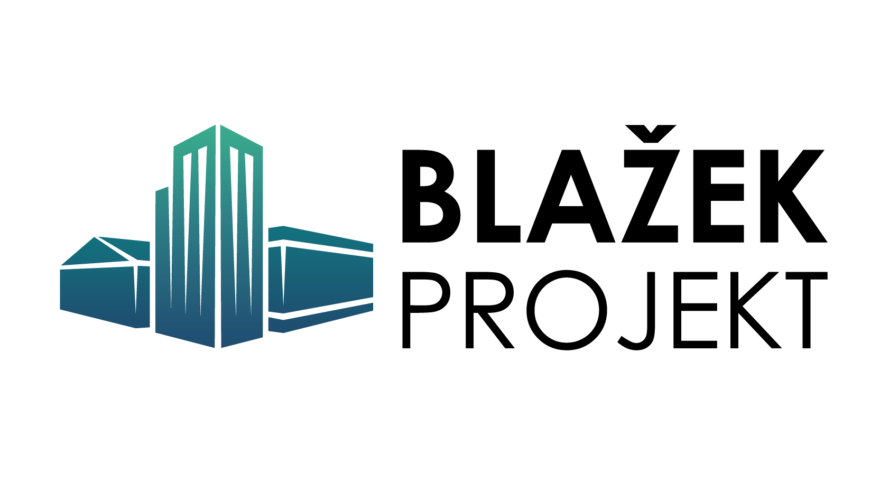 logo Blažek projekt