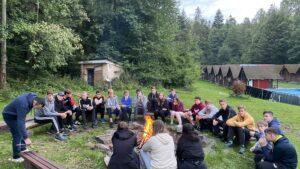 Motivační workshop prvních ročníků